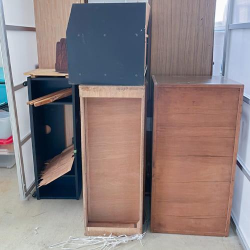 回収後の適正処分・リサイクルの写真